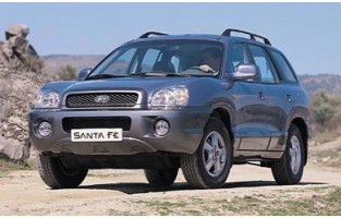 Preiswerte Automatten Hyundai Santa Fé (2000 - 2006)