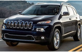 Preiswerte Automatten Jeep Cherokee KL (2014 - neuheiten)