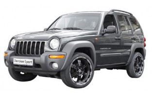 Exklusive Automatten Jeep Cherokee KJ Sport (2002 - 2007)
