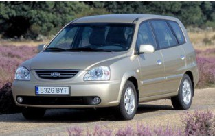 Exklusive Automatten Kia Carens (2002 - 2006)