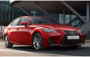 Preiswerte Automatten Lexus IS (2017 - neuheiten)
