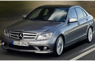 Preiswerte Automatten Mercedes C-Klasse W204 limousine (2007 - 2014)
