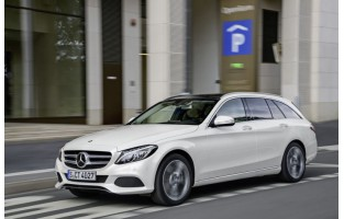 Preiswerte Automatten Mercedes C-Klasse S205 touring (2014 - neuheiten)