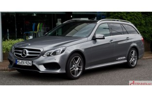 Exklusive Automatten Mercedes Clase-E S212 Restyling touring (2013 - 2016)