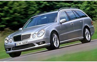 Exklusive Automatten Mercedes Clase-E S211 touring (2003 - 2009)
