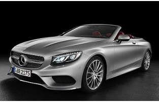 Preiswerte Automatten Mercedes S-Klasse A217 Cabrio (2014 - neuheiten)