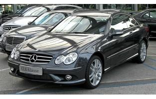 Preiswerte Automatten Mercedes CLK C209 Coupé (2002 - 2009)