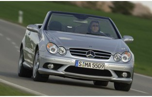 Preiswerte Automatten Mercedes CLK A209 Cabrio (2003 - 2010)