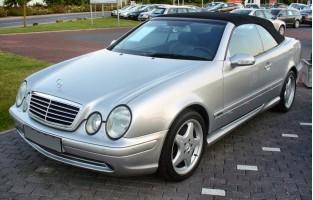 Preiswerte Automatten Mercedes CLK A208 Cabrio (1998 - 2003)