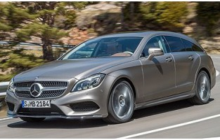 Exklusive Automatten Mercedes CLS X218 Restyling touring (2014 - neuheiten)