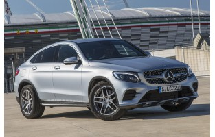 Preiswerte Automatten Mercedes GLC C253 Coupé (2016 - neuheiten)