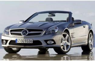 Preiswerte Automatten Mercedes SL R230 Restyling (2009 - 2012)