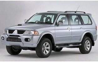 Preiswerte Automatten Mitsubishi Pajero Sport / Montero (2002 - 2008)