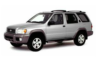 Exklusive Automatten Nissan Pathfinder (2000 - 2005)