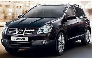 Exklusive Automatten Nissan Qashqai (2007 - 2010)