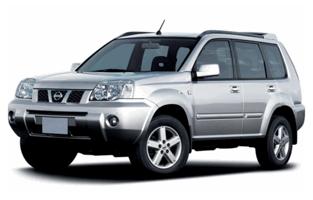 Kofferraum reversibel für Nissan X-Trail (2001 - 2007)