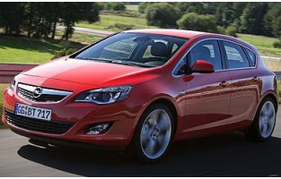 Kofferraum reversibel für Opel Astra J 3 oder 5 türen (2009 - 2015)