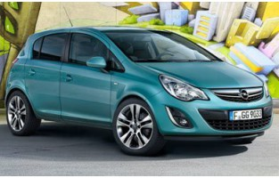 Preiswerte Automatten Opel Corsa D (2006 - 2014)