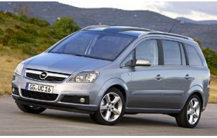 Kofferraum reversibel für Opel Zafira B 7 plätze (2005 - 2012)
