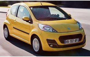 Preiswerte Automatten Peugeot 107 (2009 - 2014)