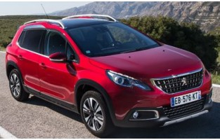 Exclusive fußmatten für Peugeot 2008 (2016 - 2019)