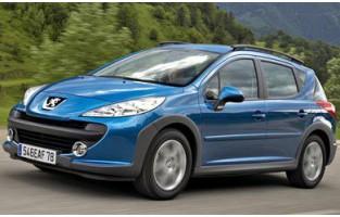 Exklusive Automatten Peugeot 207 touring (2006 - 2012)