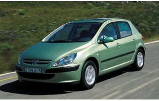 Exklusive Automatten Peugeot 307 3 oder 5 türen (2001 - 2009)