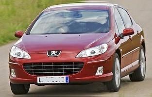 Preiswerte Automatten Peugeot 407 limousine (2004 - 2010)