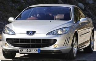 Kofferraum reversibel für Peugeot 407 Coupé (2004 - 2011)