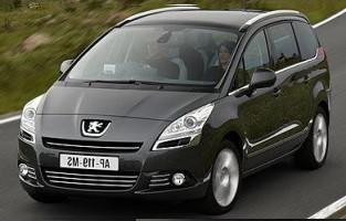 Excellence Automatten Peugeot 5008 5 plätze (2009 - 2017)