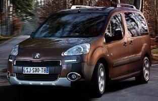 Kofferraum reversibel für Peugeot Partner (2008 - 2018)