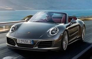 Exklusive Automatten Porsche 911 991 Restyling roadster (2016 - neuheiten)