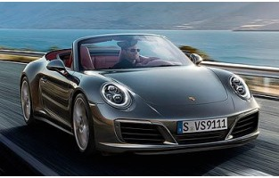 Preiswerte Automatten Porsche 911 991 Restyling Cabrio (2016 - neuheiten)