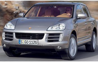 Exklusive Automatten Porsche Cayenne 9PA Restyling (2007 - 2010)