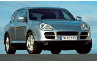 Maßgeschneiderter Kofferbausatz für Porsche Cayenne 9PA (2003 - 2007)