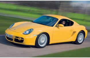 Exklusive Automatten Porsche Cayman 987C (2005 - 2009)