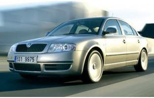 Excellence Automatten Skoda Superb (2002 - 2008)