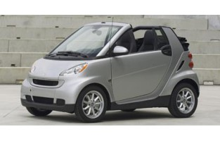 Excellence Automatten Smart Fortwo A451 Cabrio (2007 - 2014)