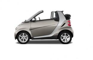 Preiswerte Automatten Smart Fortwo A451 Cabrio (2007 - 2014)