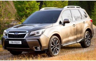 Preiswerte Automatten Subaru Forester (2016 - neuheiten)