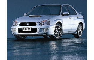 Preiswerte Automatten Subaru Impreza (2000 - 2007)