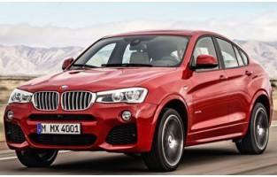 Preiswerte Automatten BMW X4 (2014-2018)