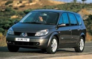 Kofferraum reversibel für Renault Grand Scenic (2003-2009)