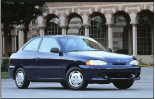 Exklusive Automatten Hyundai Accent (1994 - 2000)