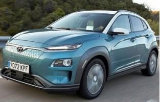 Exklusive Automatten Hyundai Kona SUV elektrofahrzeuge (2017 - neuheiten)