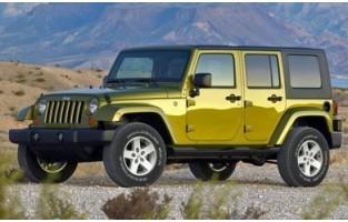 Exklusive Automatten Jeep Wrangler 5 türen (2007 - 2017)