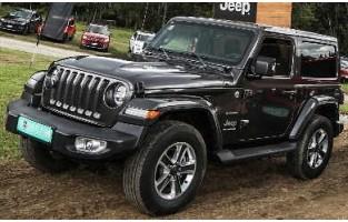 Jeep Wrangler 2018 - neuheiten 3 türen