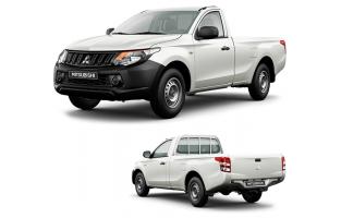 Kofferraum reversibel für Mitsubishi L200, einzelkabine (2016 - neuheiten)