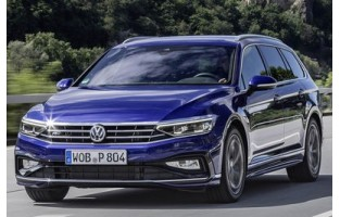 Deutschland flagge Volkswagen Passat Alltrack (2019 - neuheiten) Fußmatten