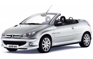 Preiswerte Automatten Peugeot 206 CC